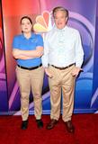 ASH Photo - 20 February 2019 - Universal City California - Lauren Ash and Mark McKinney 2019 NBC Los Angeles Mid-Season Press Day held at at NBC Studios Photo Credit Faye SadouAdMedia