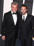 Jack Huston Photo - 28 February 2016 - Beverly Hills California - Danny Huston Jack Huston 2016 Vanity Fair Oscar Party hosted by Graydon Carter following the 88th Academy Awards held at the Wallis Annenberg Center for the Performing Arts Photo Credit AdMedia