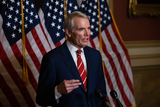 Supremes Photo - Senator Rob Portman R-OH speaks during a press conference after President Trumps Supreme Court nominee Judge Amy Coney Barrett was confirmed by the Senate as the 115th justice to the Supreme Court on Capitol Hill Monday October 26th 2020AdMedia