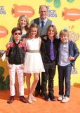 Allison Munn Photo - 28 March 2015 - Inglewood California - Aidan Gallagher Allison Munn Lizzy Greene Brian Stepanek Mace Coronel Casey Simpson 2015 Kids Choice Awards held at The Forum Photo Credit Byron PurvisAdMedia