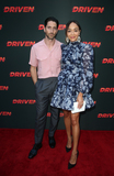 Ashley Madekwe Photo - HOLLYWOOD CA - JULY 29 Iddo Goldberg Ashley Madekwe at The Universal Pictures Home Entertainment Content Groups Los Angeles Premiere Of Driven at ArcLight Hollywood in Hollywood California on July 29 2019 Credit Faye SadouMediaPunch