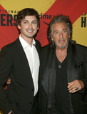 Al Pacino Photo - 19 February 2020 - Los Angeles California - Logan Lerman Al Pacino the world premiere of Hunters held at DGA Theater Photo Credit FSAdMedia