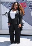 Tasha Cobbs Photo - 26 June 2016 - Los Angeles Tasha Cobbs Arrivals for the 2016 BET Awards held at the Microsoft Theater Photo Credit Birdie ThompsonAdMedia