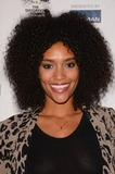 Annie  Ilonzeh Photo - 10 July 2014 - Los Angeles California - Annie  Ilonzeh Arrivals for the premiere of Distortion of Sound held at Grammy Museum in Los Angeles Ca Photo Credit Birdie ThompsonAdMedia