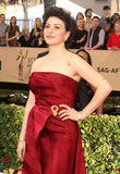 Alias Photo - 29 January 2017 - Los Angeles California - Alia Shawkat 23rd Annual Screen Actors Guild Awards held at The Shrine Expo Hall Photo Credit AdMedia