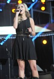 Sarah Darling Photo - 10 June 2012 - Nashville Tennessee - Sarah Darling 2012 CMA Music Festival Nightly Concert held at LP Field Photo Credit Laura FarrAdMedia