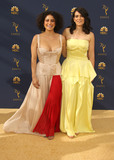 Abbi Jacobson Photo - 17 September 2018 - Los Angles California - Ilana Glazer Abbi Jacobson 70th Primetime Emmy Awards held at Microsoft Theater LA LIVE Photo Credit Faye SadouAdMedia