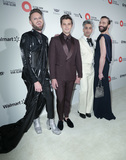 Antoni Porowski Photo - 09 February 2020 - West Hollywood California - Bobby Berk Antoni Porowski Tan France Jonathan Van Ness  28th Annual Elton John Academy Awards Viewing Party held at West Hollywood Park Photo Credit PMAAdMedia