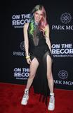 Dani Thorne Photo - 19 January 2019 - Las Vegas NV -  Dani Thorne  On The Record Grand Opening Red Carpet at Park MGM Photo Credit MJTAdMedia
