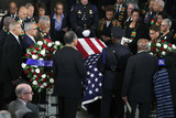 Alex Wong Photo - Members of the Congressional Black Caucus pay respect during a memorial service for the late United States Representative Elijah Cummings (Democrat of Maryland) at the Statuary Hall of the US Capitol October 24 2019 in Washington DC Rep Cummings passed away on October 17 2019 at the age of 68 from complications concerning longstanding health challenges Credit Alex Wong  Pool via CNPAdMedia
