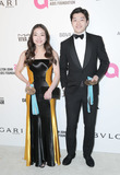 Alex Shibutani Photo - 04 March 2018 - West Hollywood California - Maia Shibutani Alex Shibutani 26th Annual Elton John Academy Awards Viewing Party held at West Hollywood Park Photo Credit PMAAdMedia