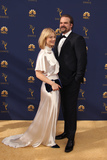 Alison Sudol Photo - 17 September 2018 - Los Angles California - Alison Sudol and David Harbour 70th Primetime Emmy Awards held at Microsoft Theater LA LIVE Photo Credit Faye SadouAdMedia