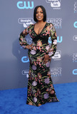 Niecy Nash Photo - 11 January 2018 - Santa Monica California - Niecy Nash 23rd Annual Critics Choice Awards held at Barker Hangar Photo Credit Birdie ThompsonAdMedia