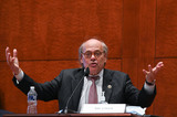Train Photo - United States Representative Steve Cohen (Democrat of Tennessee) speaks during a House Judiciary Committee markup on HR 7120 the Justice in Policing Act of 2020 in Washington DC US on Wednesday June 17 2020 The House bill would make it easier to prosecute and sue officers and would ban federal officers from using choke holds bar racial profiling end no-knock search warrants in drug cases create a national registry for police violations and require local police departments that get federal funds to conduct bias training Credit Erin Scott  Pool via CNPAdMedia