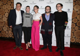 Amy Emmerich Photo - 09 November 2017 - Los Angeles California - Michael A Pruss Amy Emmerich Kristen Stewart David Shapiro Josh Kaye Starlight Studios And Refinery29 Come Swim Los Angeles Premiere Photo Credit F SadouAdMedia