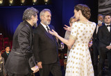 Andy Serkis Photo - 02022020 - Andy Serkis and Sam Mendes with Kate Duchess of Cambridge Katherine Catherine Middleton at the EE BAFTA British Academy Film Awards 2020 held at the Royal Albert Hall in London Also pictured Dennis Gassner Pippa Harris Photo Credit ALPRAdMedia