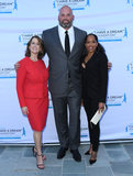Andrew Whitworth Photo - 31 March 2019 - Los Angeles California - Andrew Whitworth Pamela Miller Regina King 6th Annual Dream Dinner Benefit held at The Skirball Cultural Center Photo Credit Birdie ThompsonAdMedia