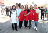 Amy Aquino Photo - 06 September 2018-  Hollywood California - Kate Linder Amy Aquino Anglica Mara Erin Murphy Ellen K Angelica Vale Anne-Marie Johnson Hollywood Chamber Of Commerces 24th Annual Police and Firefighter appreciation Day held at LAPD Hollywood Division Photo Credit Faye SadouAdMedia