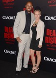 Kim Novak Photo - 11 March 2015 - Los Angeles California - Hank Baskett Kendra Wilkinson  Arrivals for Crackles world premiere original feature film Dead Rising Watchtower held at the Kim Novak Theater at Sony Pictures Studios Photo Credit Birdie ThompsonAdMedia