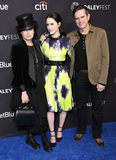 Amy Sherman-Palladino Photo - 15 March 2019 - Hollywood California - Daniel Palladino Rachel Brosnahan Amy Sherman-Palladino 2019 Paley Fest The Paley Center for Media Marvelous Mrs Maisel held at Dolby Theater Photo Credit Birdie ThompsonAdMedia