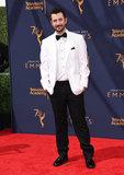 Al Blackstone Photo - 09 September 2018 - Los Angeles California - Al Blackstone 2018 Creative Arts Emmy Awards - Arrivals held at Microsoft Theater Photo Credit Birdie ThompsonAdMedia