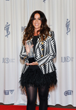 Alanis Morissette Photo - 15 March 2015 - Hamilton Ontario Canada  Alanis Morissette poses backstage in the press room during the 2015 JUNO Awards at FirstOntario Centre Photo Credit Brent PerniacAdMedia