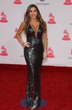 Alexandra Olavarria Photo - 17 November 2016 - Las Vegas NV -  Alexandra Olavarria  2016 Latin Grammy arrivals at T-Mobile Arena  Photo Credit MJTAdMedia