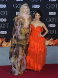 Nathalie  Photo - 03 April 2019 - New York New York - Gwendoline Christie and Nathalie Emmanuel at the NYC Red Carpet Premiere for final season of HBOs GAME OF THRONES at Radio City Music Hall Photo Credit LJ FotosAdMedia