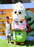 Angry Birds Photo - 10 August 2019 - Westwood California - Genesis Tennon Sonys The Angry Birds Movie 2 Los Angeles Premiere held at Regency Village Theater Photo Credit Birdie ThompsonAdMedia