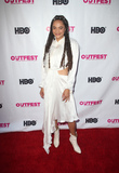 Sasha Lane Photo - 22 July 2018-  Los Angeles California - Sasha Lane 2018 Outfest Los Angeles LGBT Film Festival Closing Night Gala Of The Miseducation Of Cameron Post held at The Theatre at Ace Hotel Photo Credit Faye SadouAdMedia