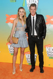 Alexey Vorobyov Photo - 12 March 2016 - Inglewood California - Sonya Esman Alexey Vorobyov 2016 Nickelodeon Kids Choice Awards held at The Forum Photo Credit Byron PurvisAdMedia