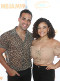 Laurie Hernandez Photo - 27 July 2019 - Hollywood California - Danell Leyva Laurie Hernandez Michael B Jordan And Lupus LA Present 3rd Annual MBJAM19 held at Dave  Busters Photo Credit FSadouAdMedia