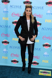 Demi Lovato Photo - 24 July 2018 - Singer Demi Lovato has been hospitalized after suffering an apparent drug overdose File Photo 11 August 2013 - Universal City California - Demi Lovato 2013 Teen Choice Awards - Arrivals held at Gibson Amphitheatre Photo Credit Byron PurvisAdMedia