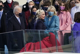 Lady GaGa Photo - Lady Gaga sings the National Anthem prior to United States President Joe Biden taking the Oath of Office as the 46th President of the US at the US Capitol in Washington DC on Wednesday January 20 2021  Credit Chris Kleponis  CNPAdMedia
