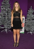 Jacquie Lee Photo - 18 December 2013 - Los Angeles California - Jacquie Lee Justin Biebers Believe World Premiere held at Regal Cinemas LA Live Photo Credit Kevan BrooksAdMedia
