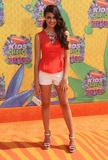 Amber Montana Photo - 29 March 2014 - Los Angeles California - Amber Montana 27th Annual Nickelodeon Kids Choice Awards held at the USC Galen Center Photo Credit Russ ElliotAdMedia