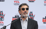 Chuck Lorre Photo - 01 May 2019 - Hollywood California - Chuck Lorre The Cast Of The Big Bang Theory Places Their Handprints In The Cement  held at TCL Chinese Theatre IMAX Photo Credit Faye SadouAdMedia