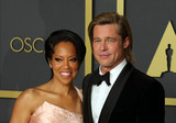 Regina King Photo - 09 February 2020 - Hollywood California -   Regina King Brad Pitt attend the 92nd Annual Academy Awards presented by the Academy of Motion Picture Arts and Sciences held at Hollywood  Highland Center Photo Credit Theresa ShirriffAdMedia