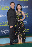 Anna Paquin Photo - 17 November - Hollywood Ca - Stephen Moyer Anna Paquin Arrivals for the Premiere of Disney-Pixars The Good Dinosaur held at The El Capitan Theater Photo Credit Birdie ThompsonAdMedia