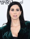 Sarah Silverman Photo - 03 March 2018 - Santa Monica California - Sarah Silverman 2018 Film Independent Spirit Awards -Arrivals held at the Santa Monica Pier Photo Credit Birdie ThompsonAdMedia