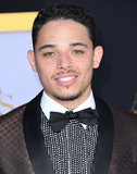 Anthony Ramos Photo - 24 September 2018 - Los Angeles California - Anthony Ramos A Star is Born Los Angeles Premiere held at The Shrine Auditorium Photo Credit Birdie ThompsonAdMedia