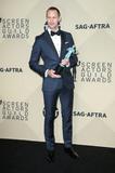 Alexander Skarsgard- Photo - 21 January 2018 - Los Angeles California - Alexander Skarsgard 24th Annual Screen Actors Guild Awards held at The Shrine Auditorium Photo Credit RetnaAdMedia