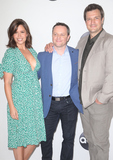 Alexi Hawley Photo - 07 August 2018 - Beverly Hills California - Mercedes Mason Alexi Hawley Nathan Fillion Disney ABC Television Hosts TCA Summer Press Tour held at The Beverly Hilton Hotel Photo Credit Faye SadouAdMedia