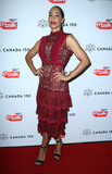 Amanda Brugel Photo - 18  September 2017 - Los Angeles California - Amanda Brugel Canadian Consulate Celebration For The Canadian Nominees Of The 69th Primetime Emmy Awards held at the Official Residence Of Canada Photo Credit F SadouAdMedia