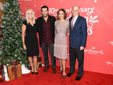Jesse Metcalfe Photo - 20 November 2019 - Hollywood California - Michelle Vicary Autumn Reeser Jesse Metcalf Bill Abbott Hallmark Channels 10th Anniversary Countdown to Christmas - Christmas Under the Stars Screening and Party Photo Credit Billy BennightAdMedia