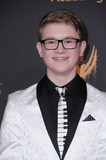 Aidan Miner Photo - 10 September  2017 - Los Angeles California - Aidan Miner 2017 Creative Arts Emmys - Arrivals held at Microsoft Theatre LA Live in Los Angeles Photo Credit Birdie ThompsonAdMedia