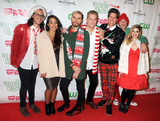 Alex Kinsey Photo - 29 November 2015 - Hollywood California - Alex Kinsey Sierra Deaton Mark McGrath Band of Merrymakers 84th Annual Hollywood Christmas Parade held on Hollywood Blvd Photo Credit Byron PurvisAdMedia