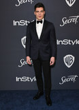 Zane Photo - 05 January 2020 - Beverly Hills California - Zane Holtz 21st Annual InStyle and Warner Bros Golden Globes After Party held at Beverly Hilton Hotel Photo Credit Birdie ThompsonAdMedia