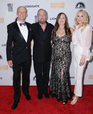 John Paul DeJoria Photo - 29 June 2017 - Beverly Hills California - Josh Tickell John Paul Dejoria Rebecca Tickell Eloise Dejoria Good Fortune Los Angeles screening held at the Samuel Goldwyn Theatre in Beverly Hills Photo Credit Birdie ThompsonAdMedia