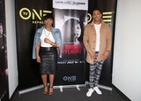 Chyna Layne Photo - 10 July 2019 - Los Angeles California - Chyna Layne Curtis Hamilton LA Press Junket For TV Ones A Month Of Love Lies And Murder held at TV One Headquarters Photo Credit Faye SadouAdMedia